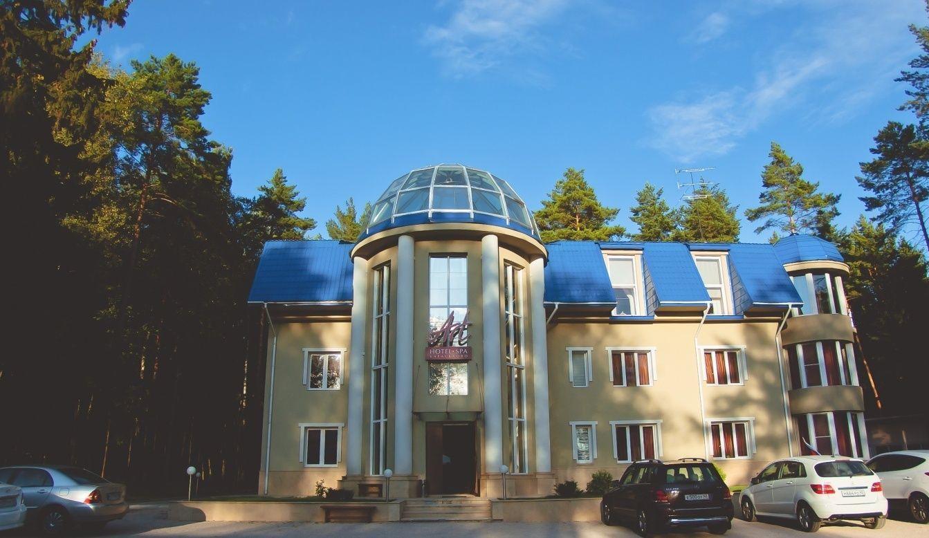 """Арт-отель """"Караськово"""" Калужская область, фото 1"""