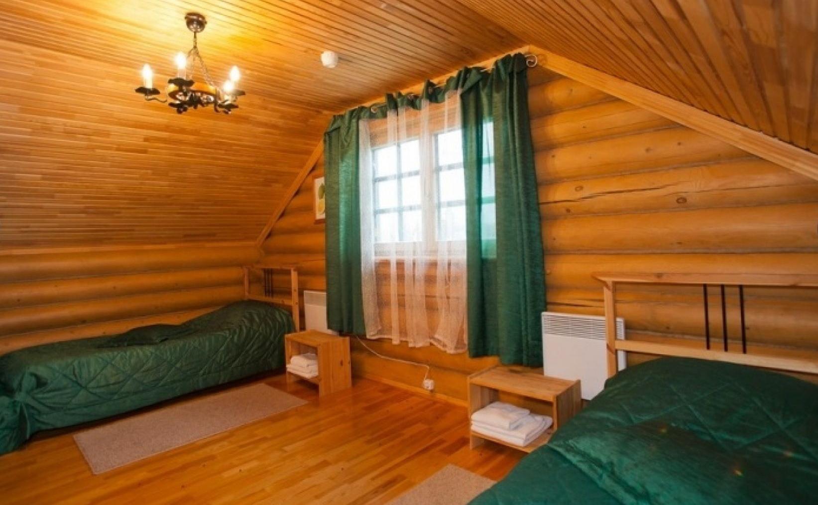"""Эко-отель """"Зюраткуль"""" Челябинская область 2-х местный номер в гостинице, фото 3"""