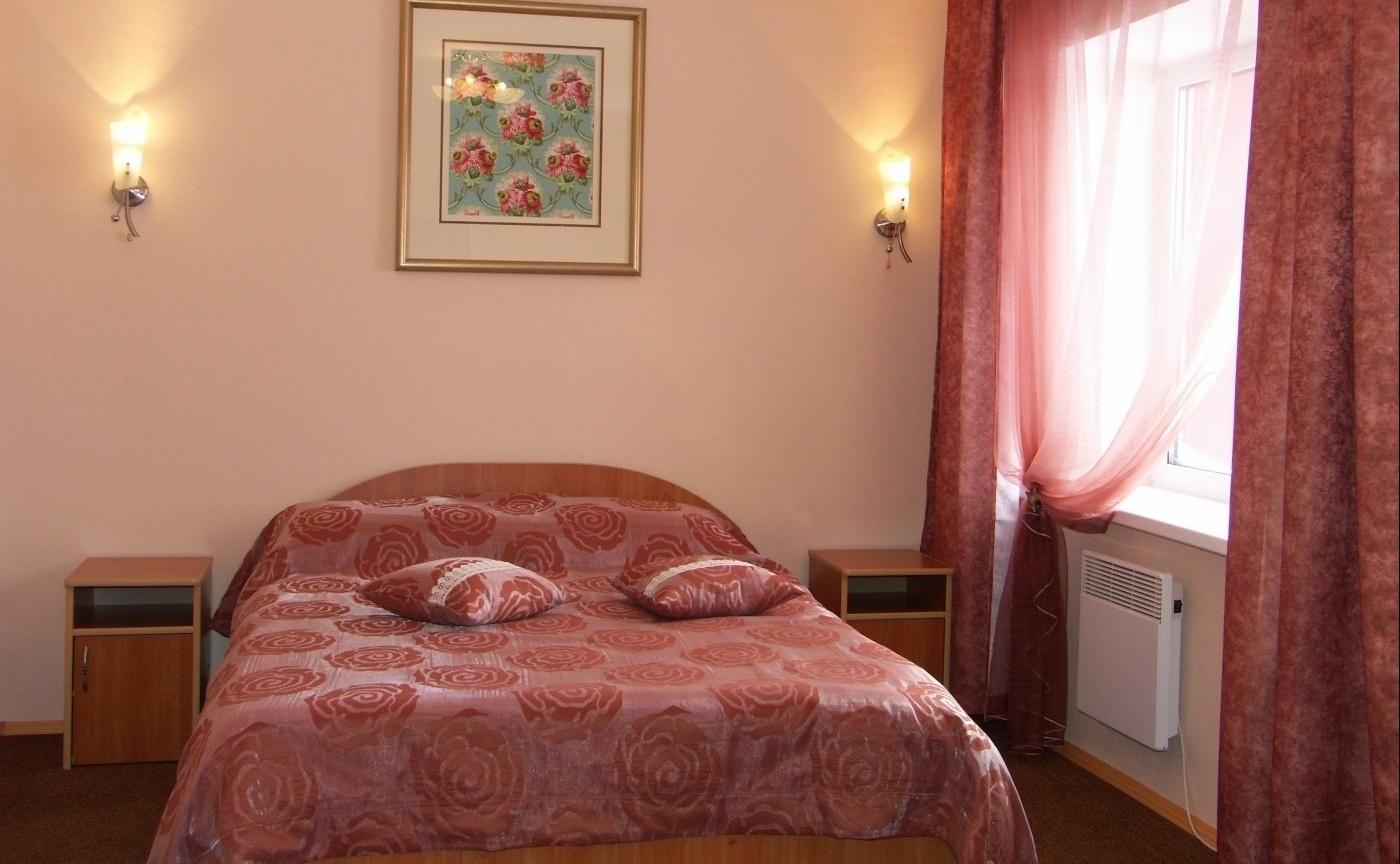 Эко-парк «Зюраткуль» Челябинская область 3-местный номер в гостинице «Эконом», фото 2