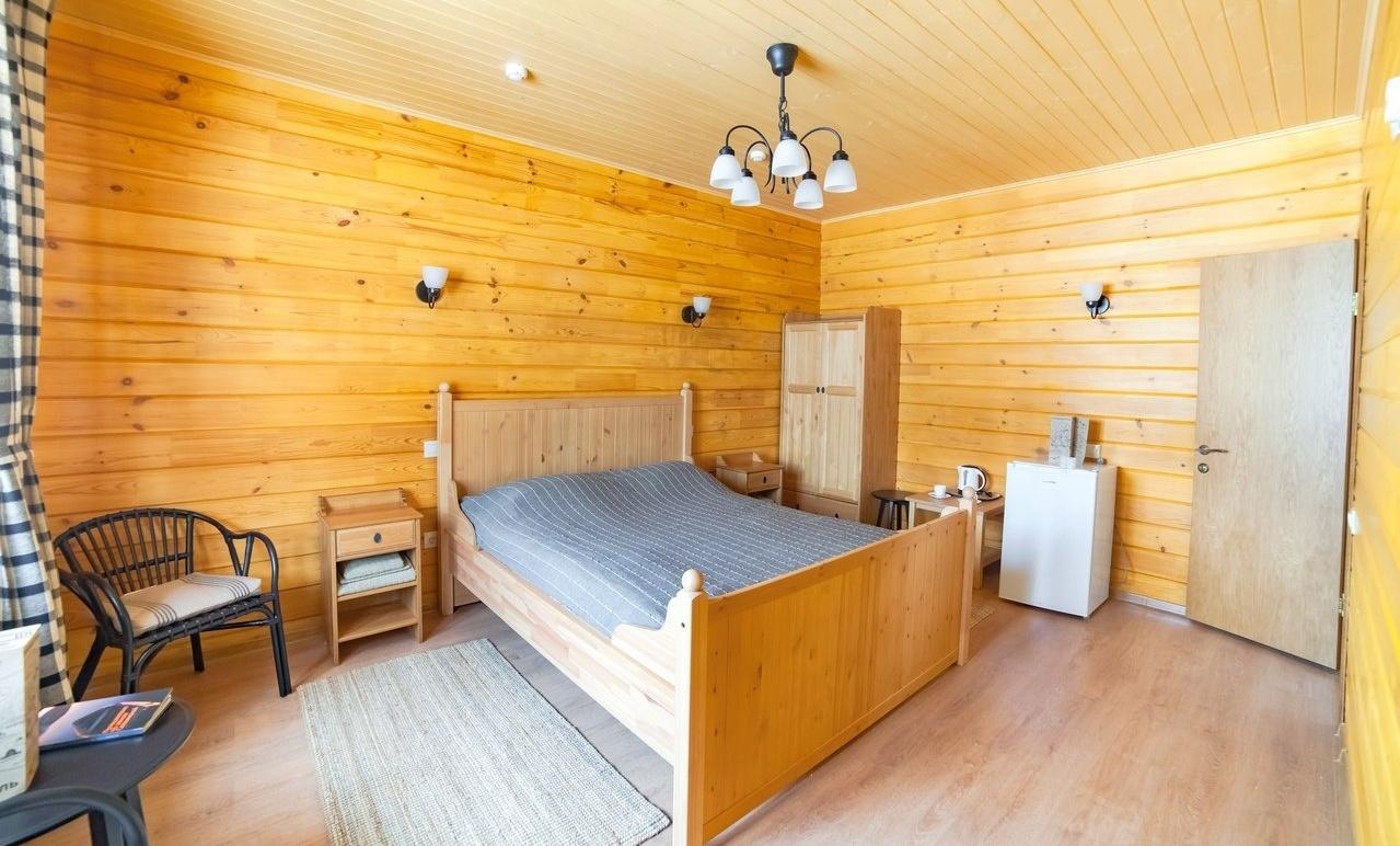 Эко-парк «Зюраткуль» Челябинская область 2-местный номер в гостинице «Стандарт», фото 2