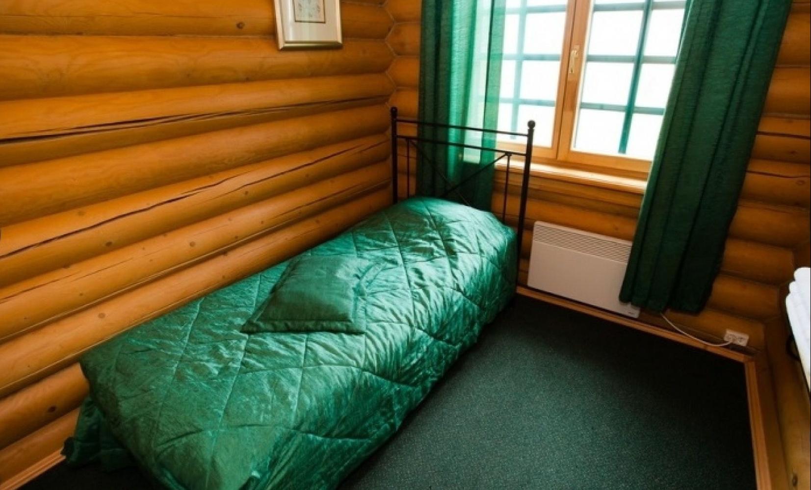 """Эко-отель """"Зюраткуль"""" Челябинская область 2-х местный номер в гостинице, фото 7"""