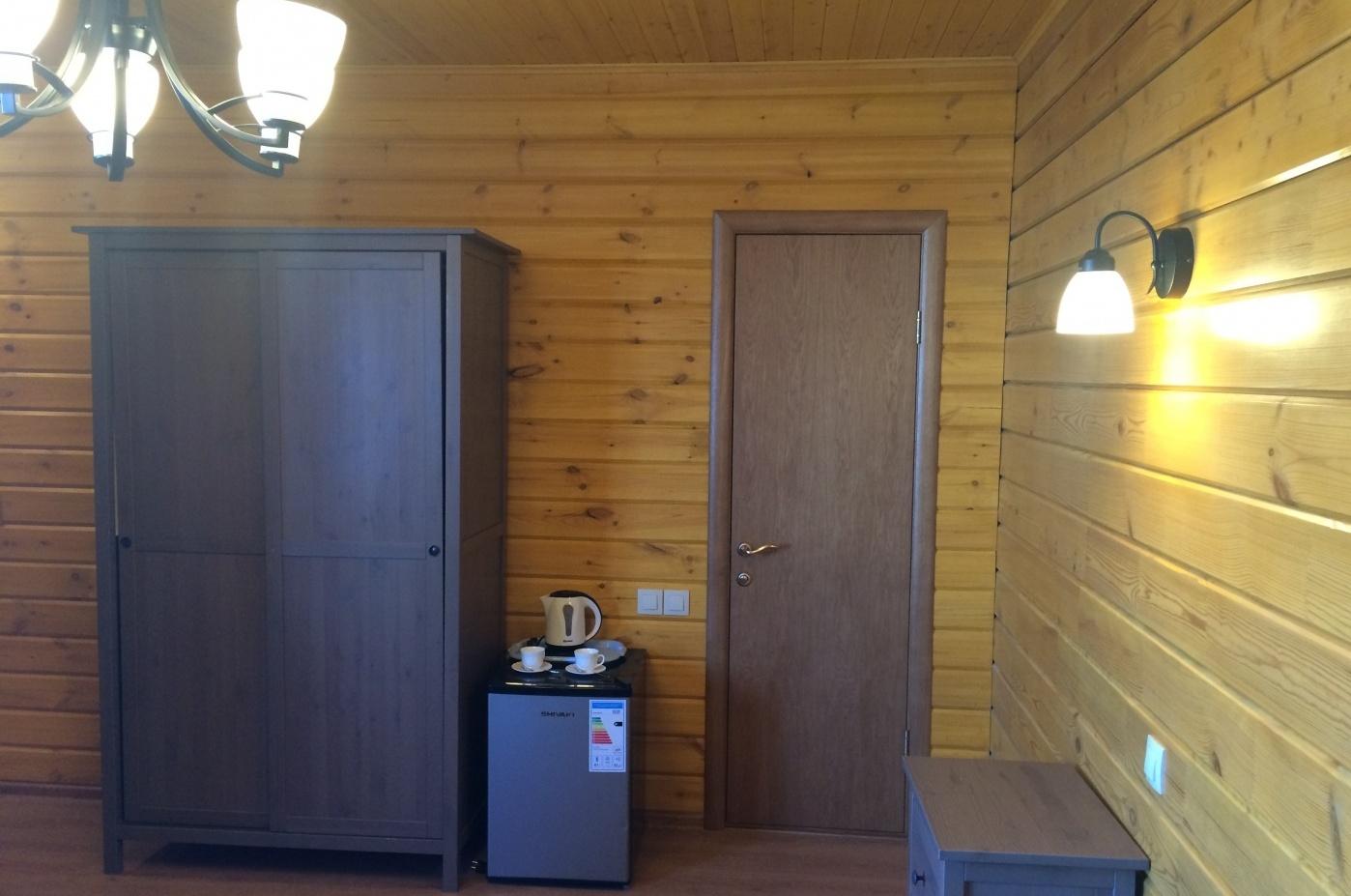 Эко-парк «Зюраткуль» Челябинская область 2-местный номер в гостинице «Стандарт», фото 6
