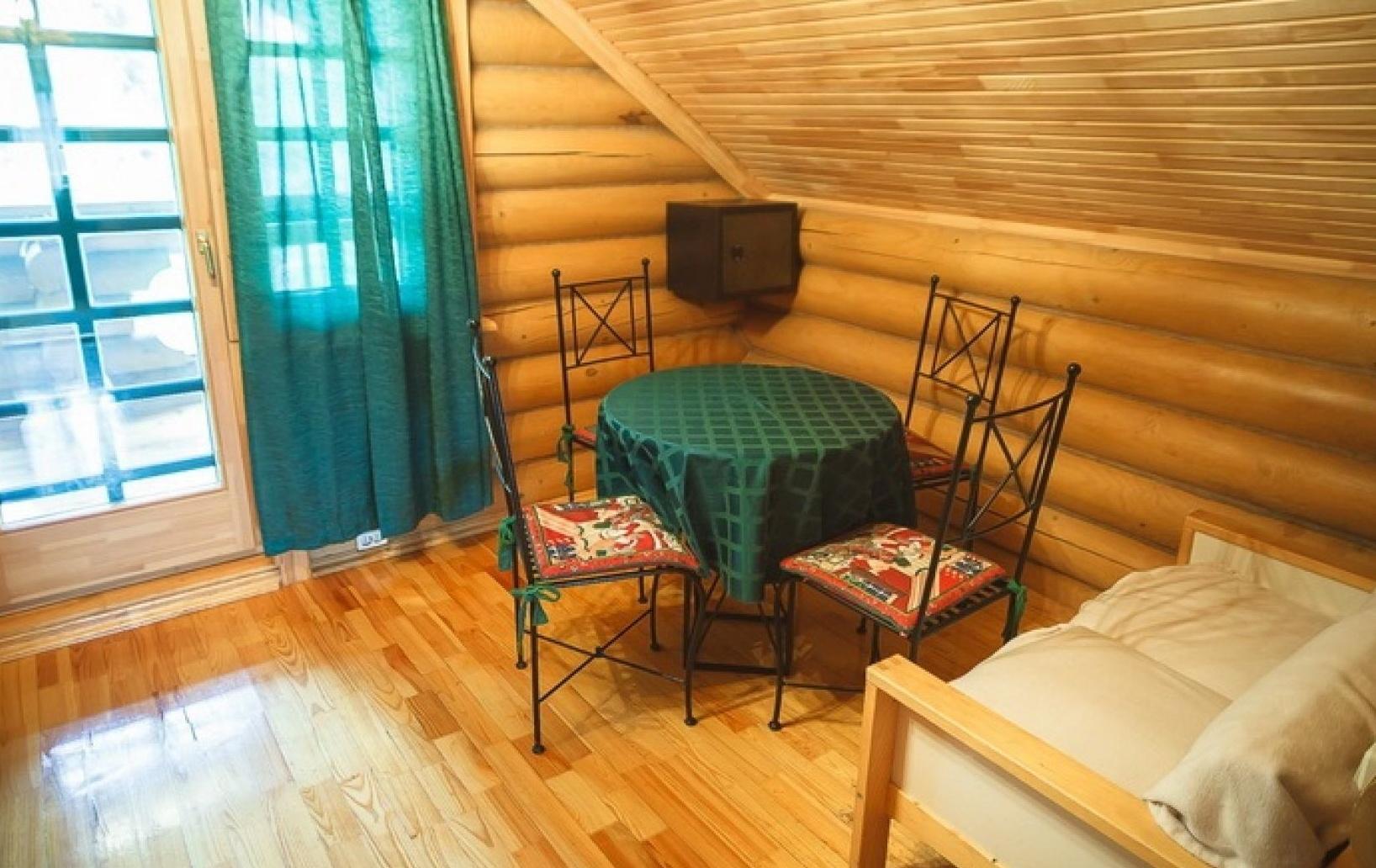 """Эко-отель """"Зюраткуль"""" Челябинская область 2-х местный номер в гостинице, фото 10"""