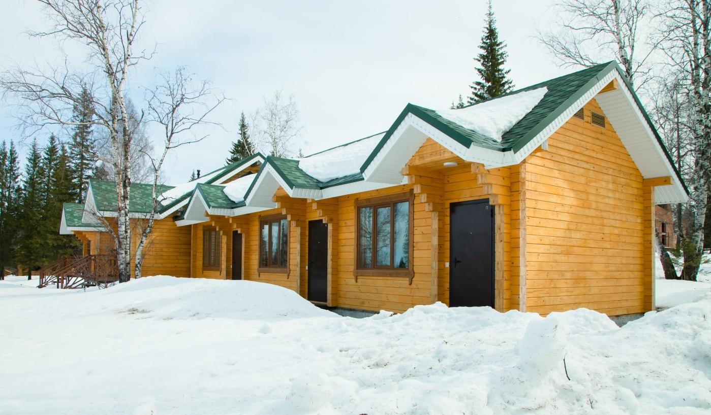 Эко-парк «Зюраткуль» Челябинская область 2-местный номер в гостинице «Стандарт», фото 1
