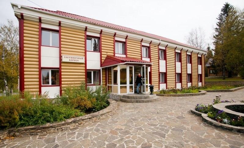 Эко-парк «Зюраткуль» Челябинская область 2-местный номер в гостинице «Эконом», фото 1