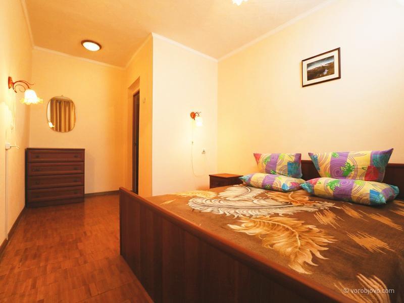 Санаторий «Воробьево» Калужская область 2-комнатный 2-местный семейный номер, фото 2