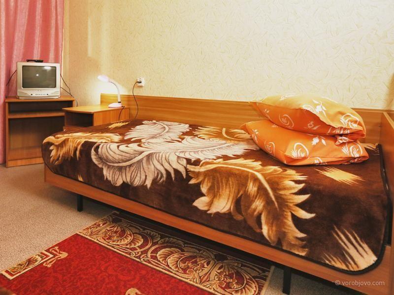 Санаторий «Воробьево» Калужская область Номер 2-местный 1-комнатный, фото 2