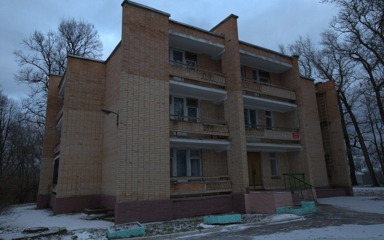 """Санаторий """"Воробьево"""" Калужская область, фото 14"""