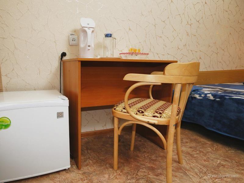 Санаторий «Воробьево» Калужская область Номер 1-местный 1-комнатный «Стандарт +», фото 3