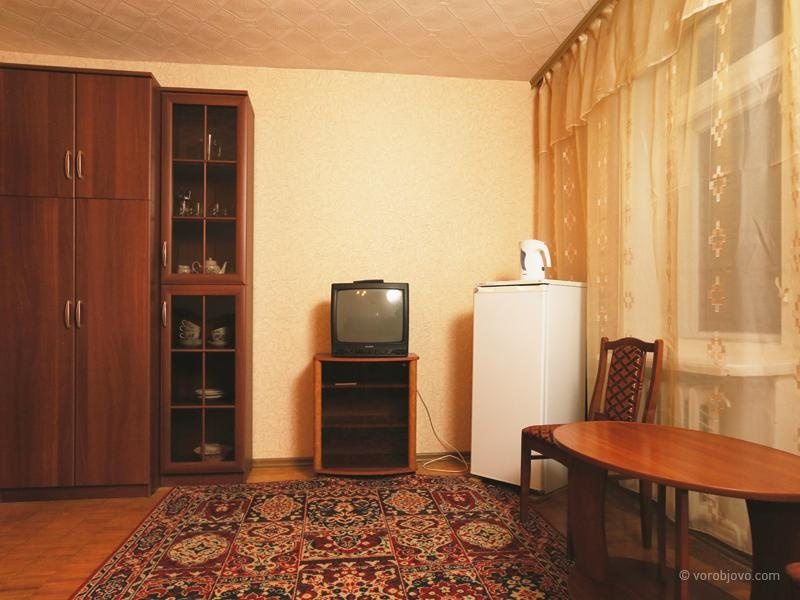 Санаторий «Воробьево» Калужская область 2-комнатный 2-местный семейный номер, фото 4