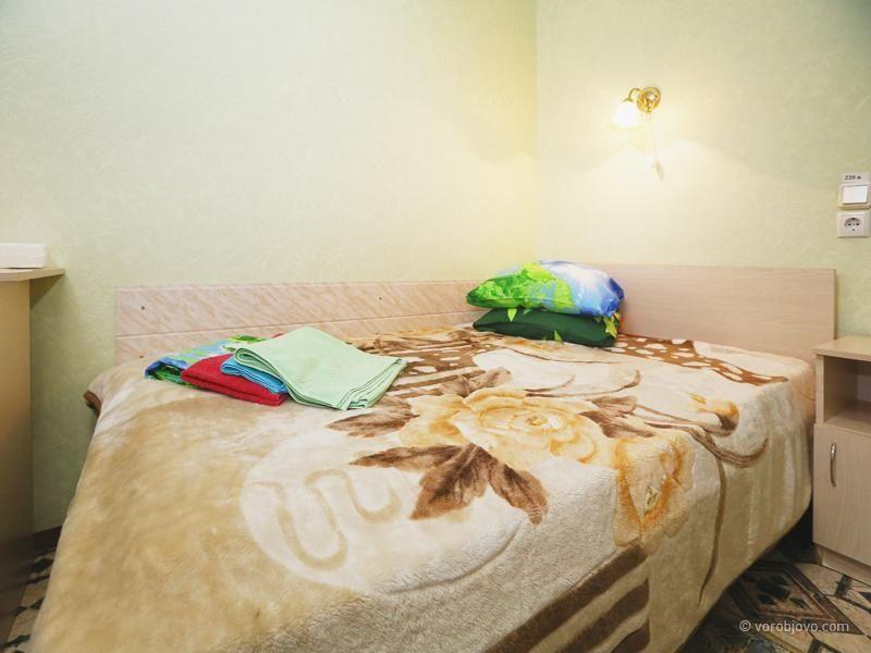 Санаторий «Воробьево» Калужская область Номер 1-местный 1-комнатный, фото 2