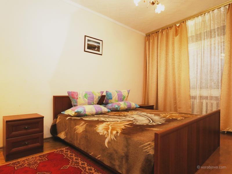 Санаторий «Воробьево» Калужская область 2-комнатный 2-местный семейный номер, фото 1
