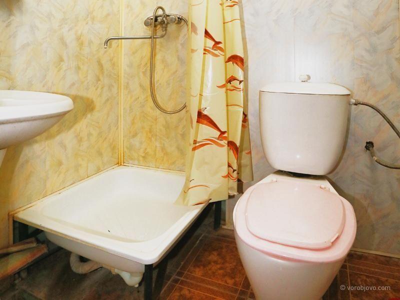 Санаторий «Воробьево» Калужская область Номер 1-местный 1-комнатный «Стандарт +», фото 4