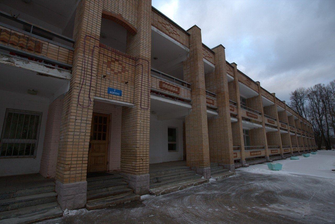 """Санаторий """"Воробьево"""" Калужская область, фото 13"""
