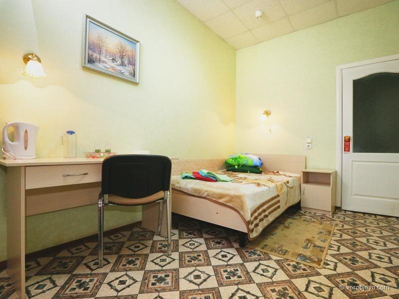 Санаторий «Воробьево» Калужская область Номер 1-местный 1-комнатный, фото 3