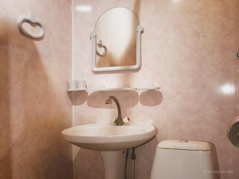Санаторий «Воробьево» Калужская область Номер 1-местный 1-комнатный, фото 4