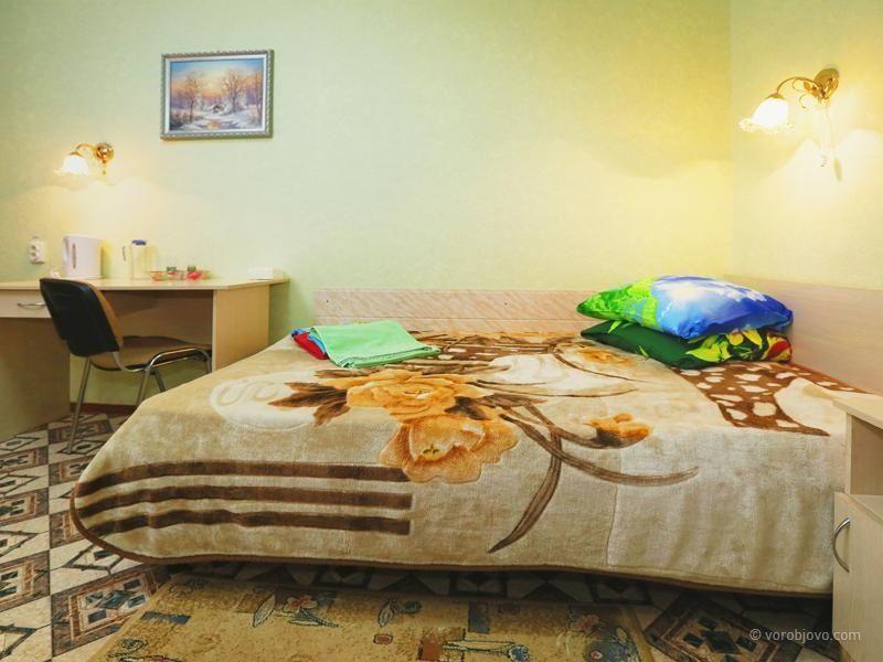 Санаторий «Воробьево» Калужская область Номер 1-местный 1-комнатный, фото 1