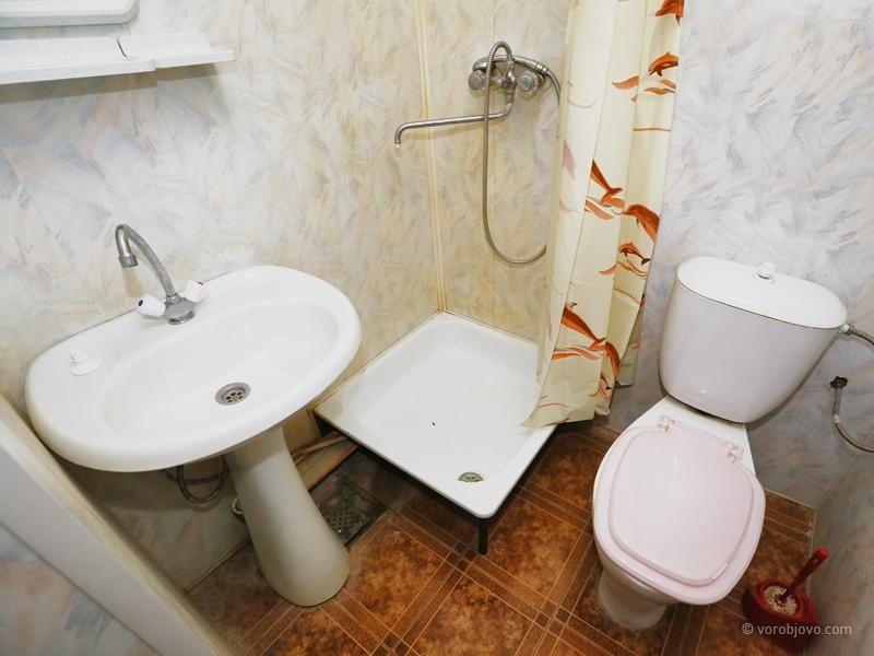 Санаторий «Воробьево» Калужская область Номер «Эконом» 2-местный, фото 5