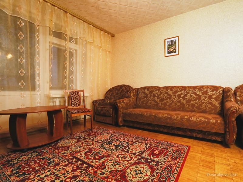 Санаторий «Воробьево» Калужская область 2-комнатный 2-местный семейный номер, фото 3