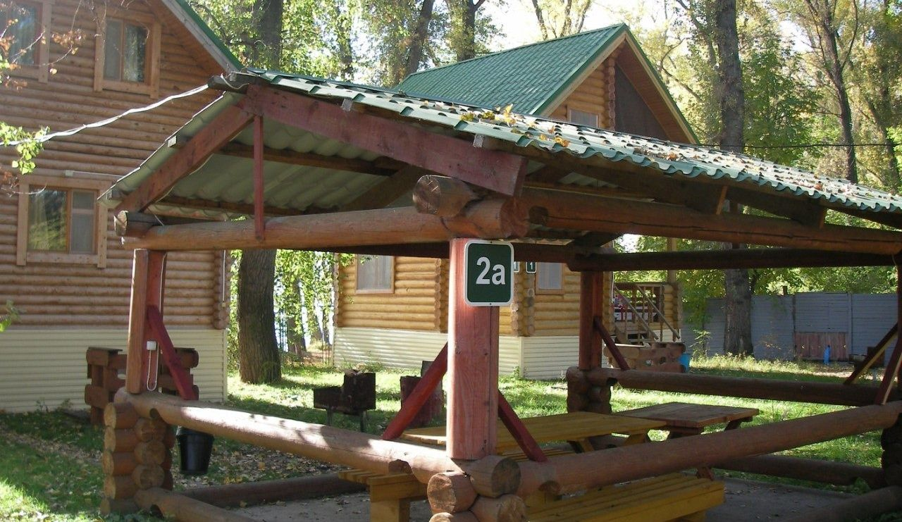 """База отдыха """"Ладья"""" Самарская область, фото 11"""
