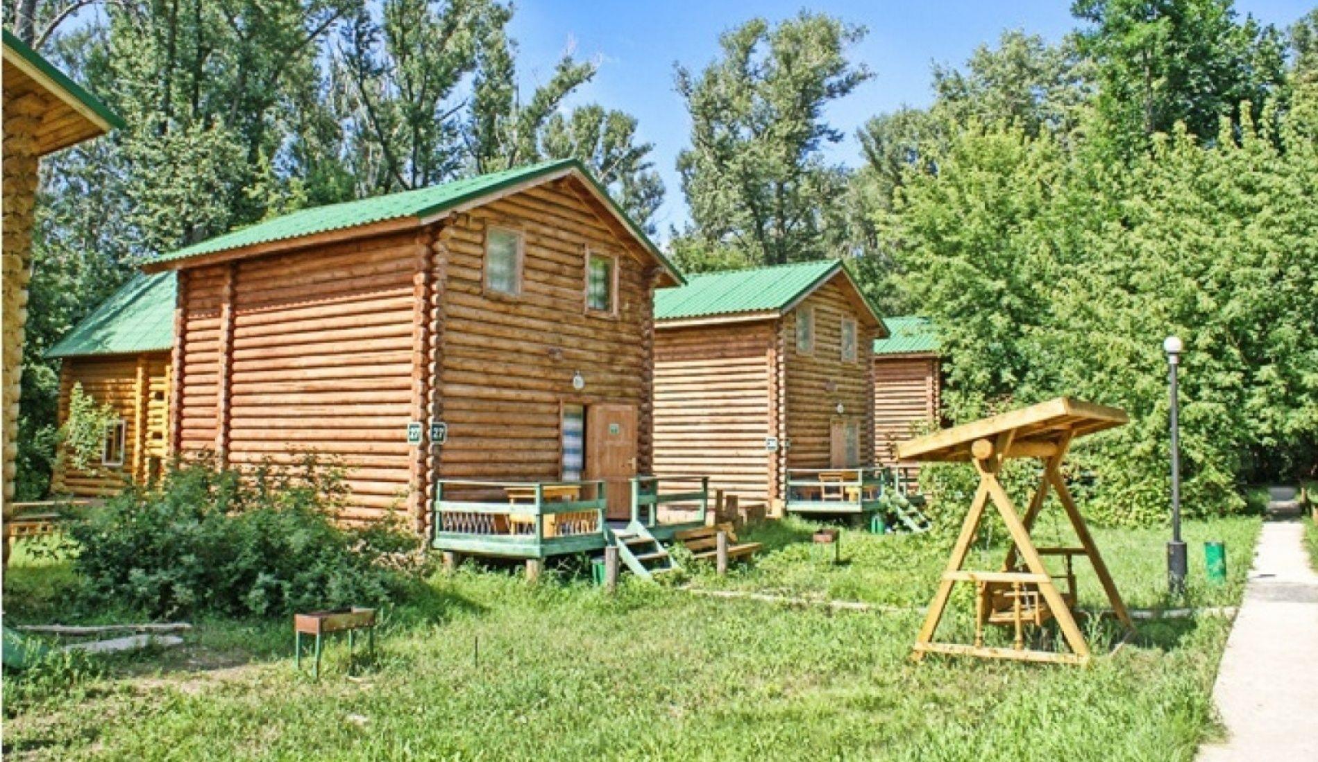 """База отдыха """"Ладья"""" Самарская область, фото 6"""