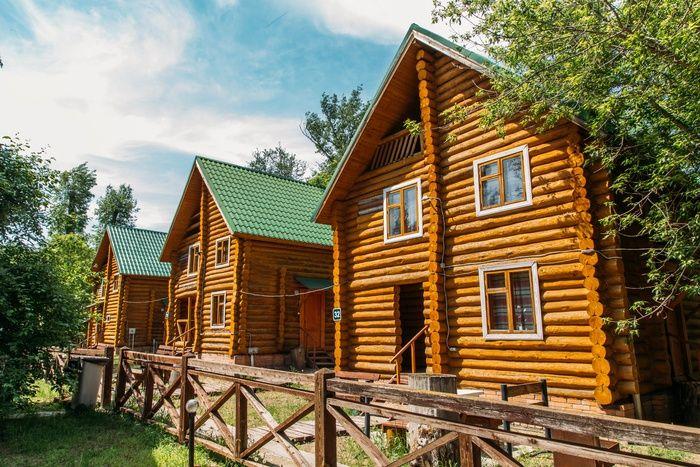"""База отдыха """"Ладья"""" Самарская область, фото 8"""