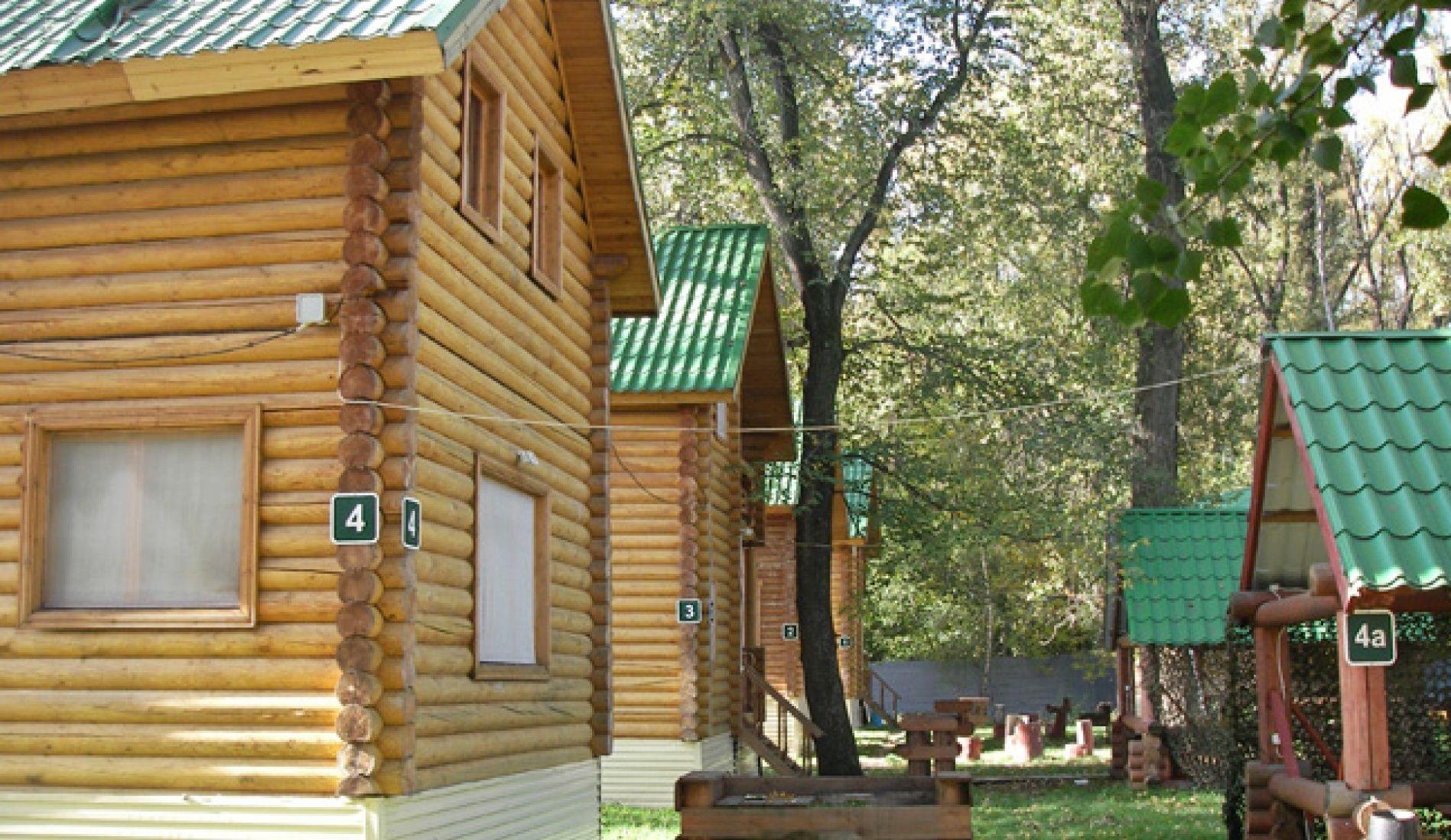 """База отдыха """"Ладья"""" Самарская область, фото 2"""