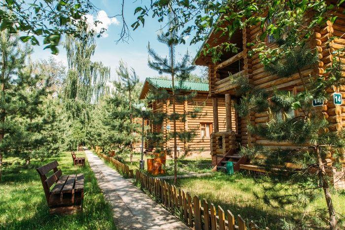 """База отдыха """"Ладья"""" Самарская область, фото 9"""