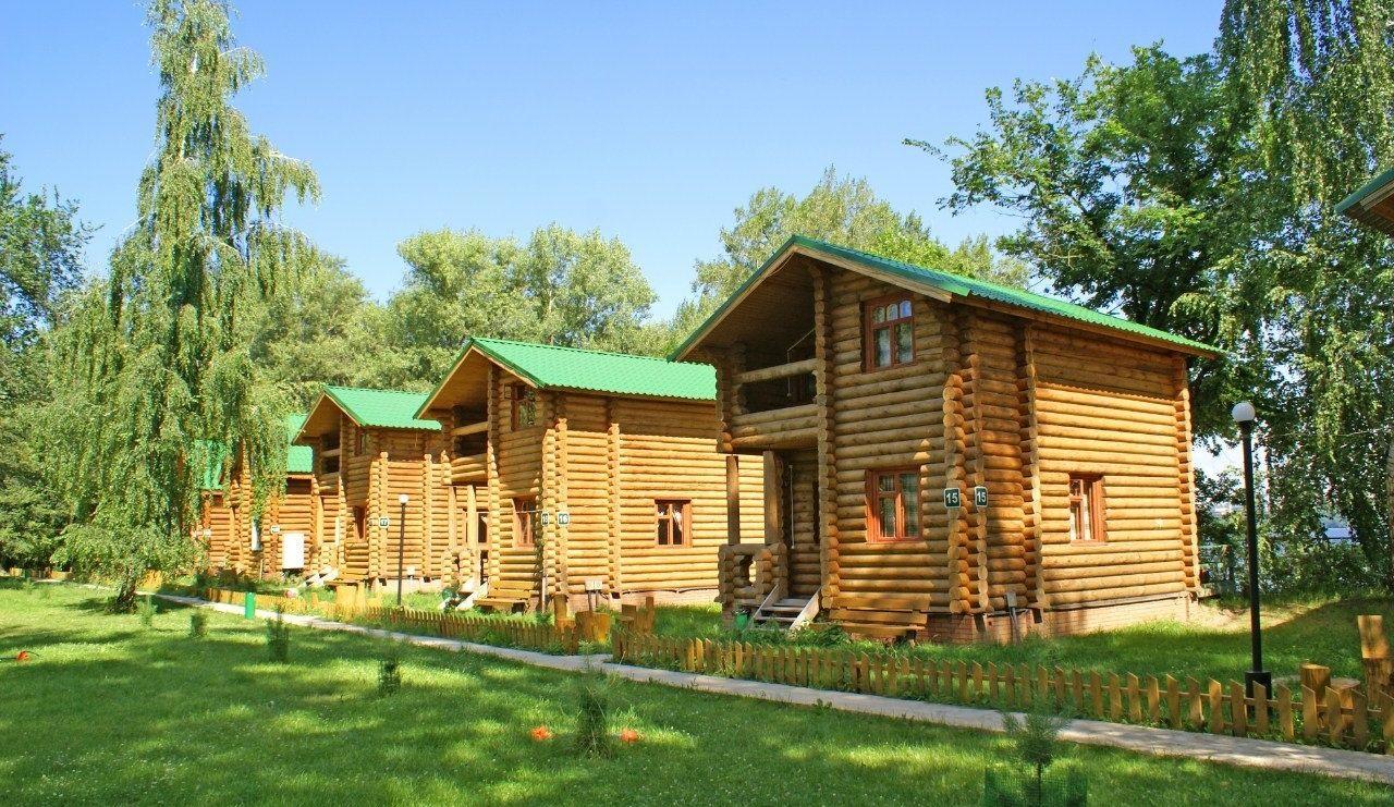 """База отдыха """"Ладья"""" Самарская область, фото 1"""