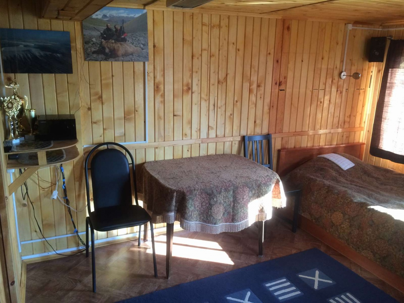 База отдыха «Территория Медвежий Угол» Тверская область Большой деревянный дом, фото 11