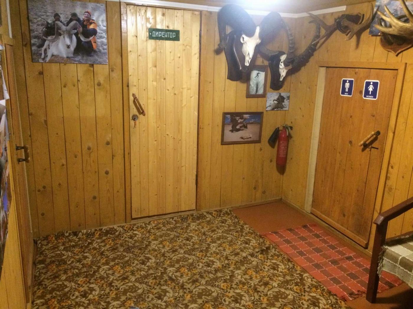 База отдыха «Территория Медвежий Угол» Тверская область Большой деревянный дом, фото 15