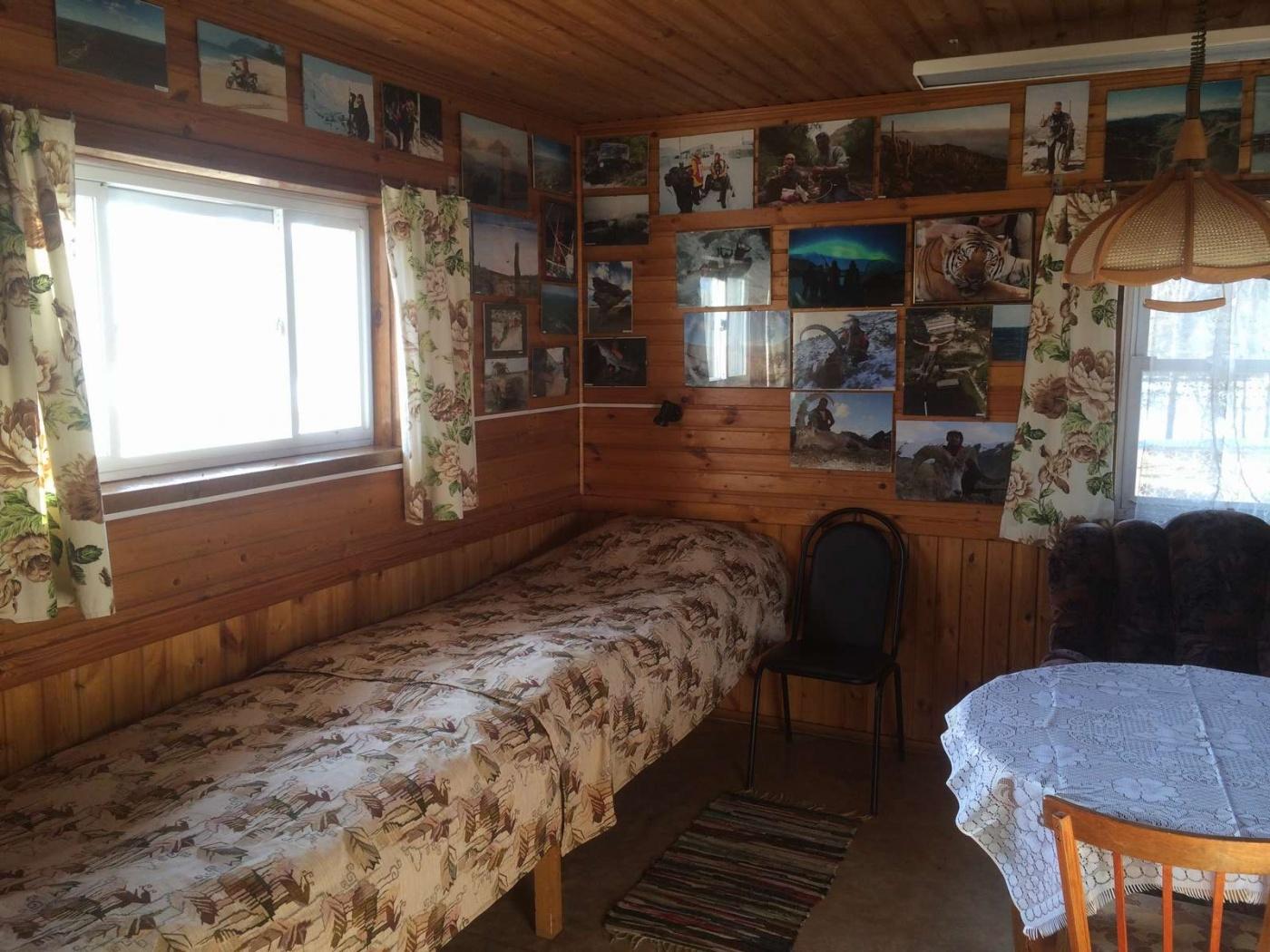 База отдыха «Территория Медвежий Угол» Тверская область Средний дом на 4 чел, фото 5