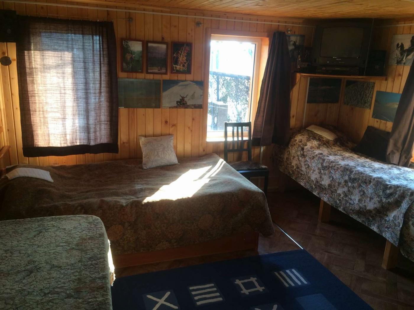База отдыха «Территория Медвежий Угол» Тверская область Большой деревянный дом, фото 2