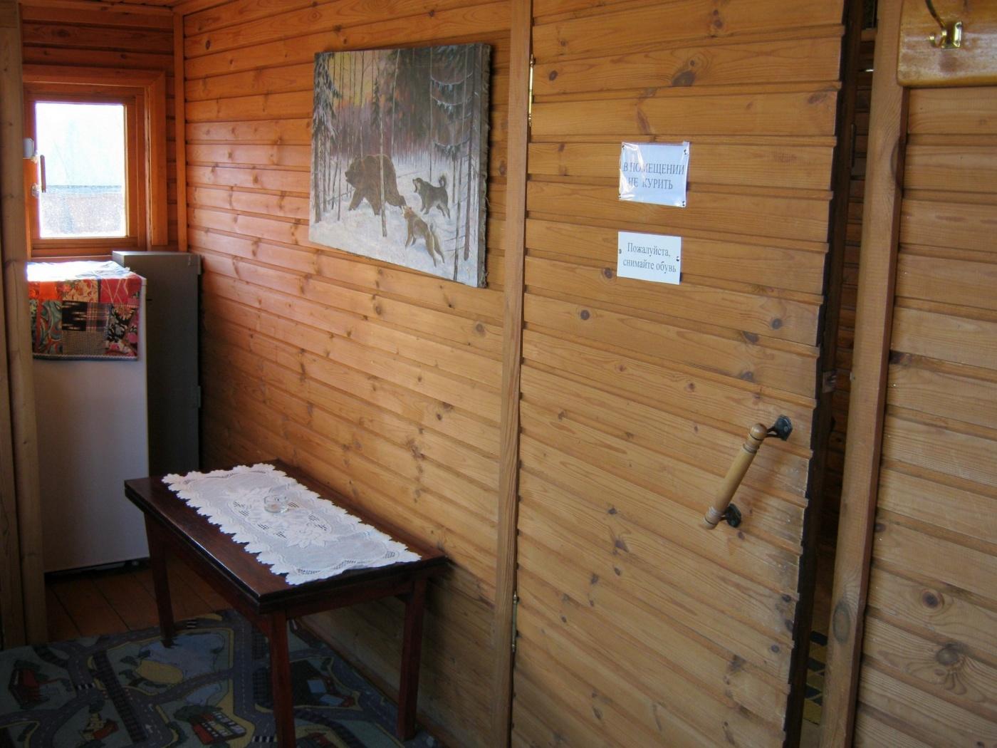 База отдыха «Территория Медвежий Угол» Тверская область Средний дом на 4 чел, фото 14