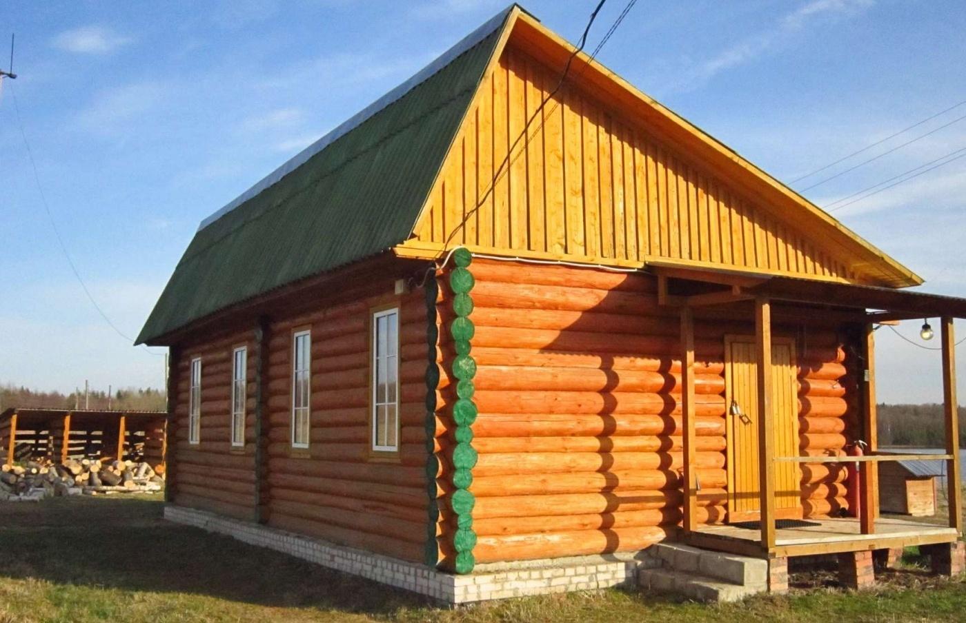 База отдыха «Территория Медвежий Угол» Тверская область, фото 3