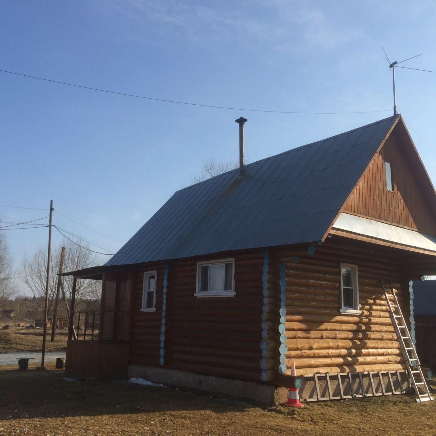 База отдыха «Территория Медвежий Угол» Тверская область Средний дом на 4 чел, фото 2
