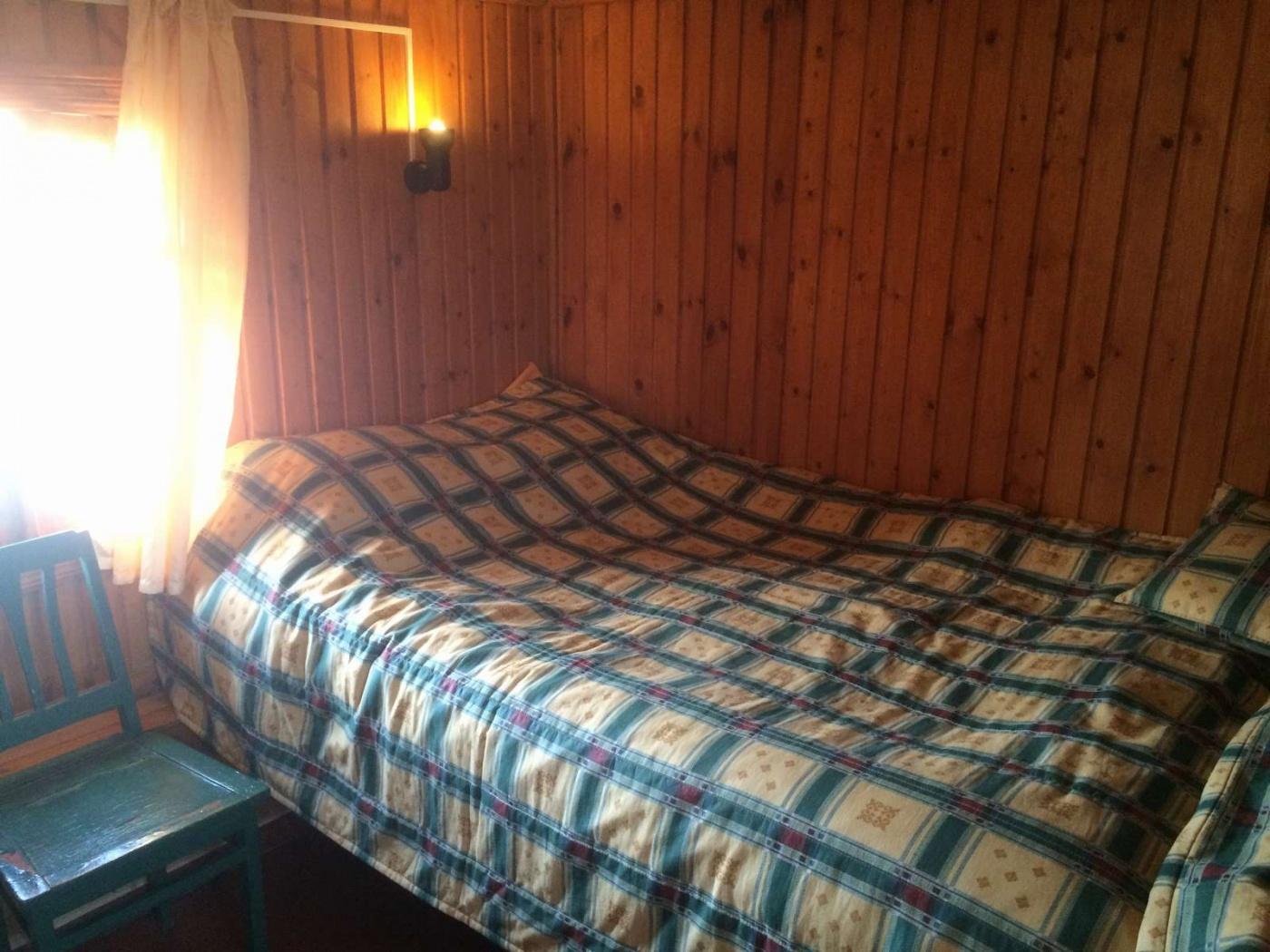 База отдыха «Территория Медвежий Угол» Тверская область Малый домик на берегу, фото 5