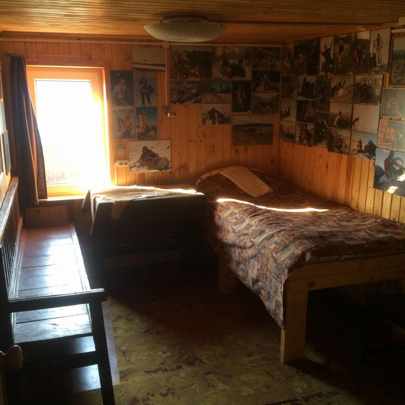 База отдыха «Территория Медвежий Угол» Тверская область Большой деревянный дом, фото 3