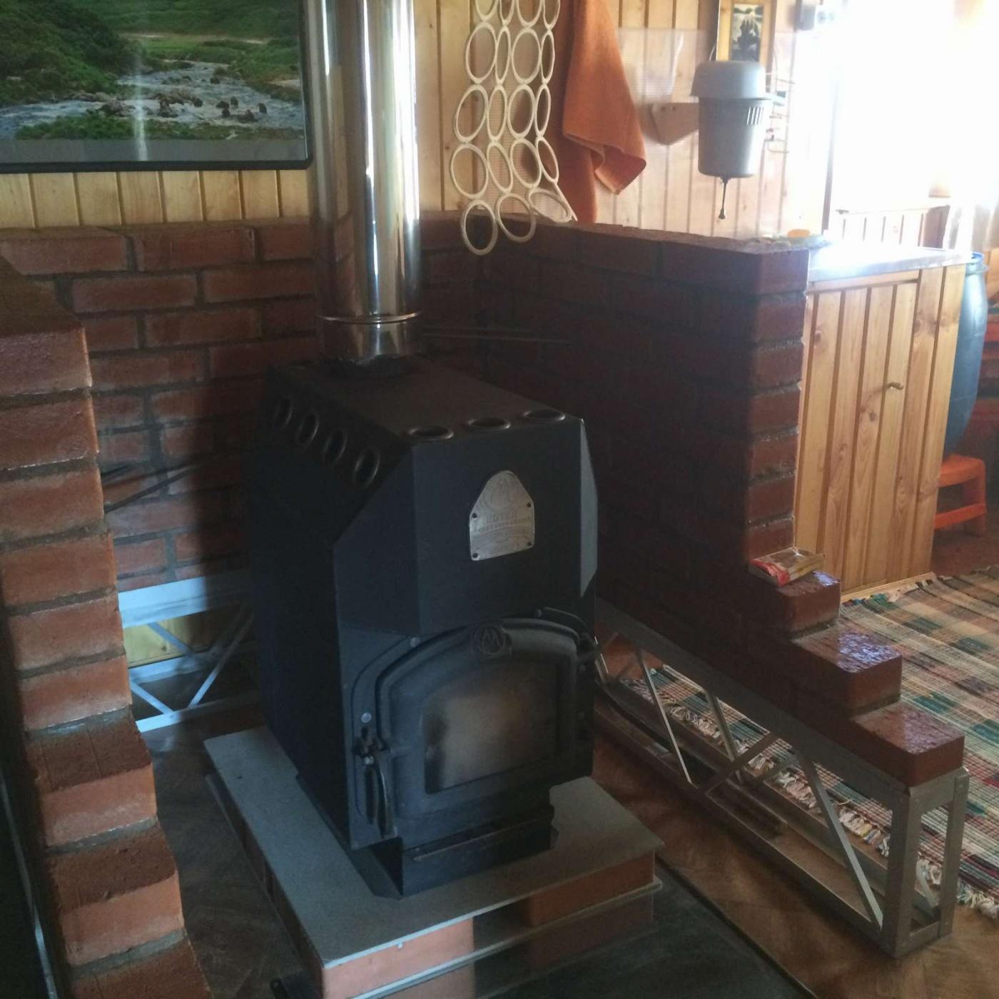 База отдыха «Территория Медвежий Угол» Тверская область Большой деревянный дом, фото 12