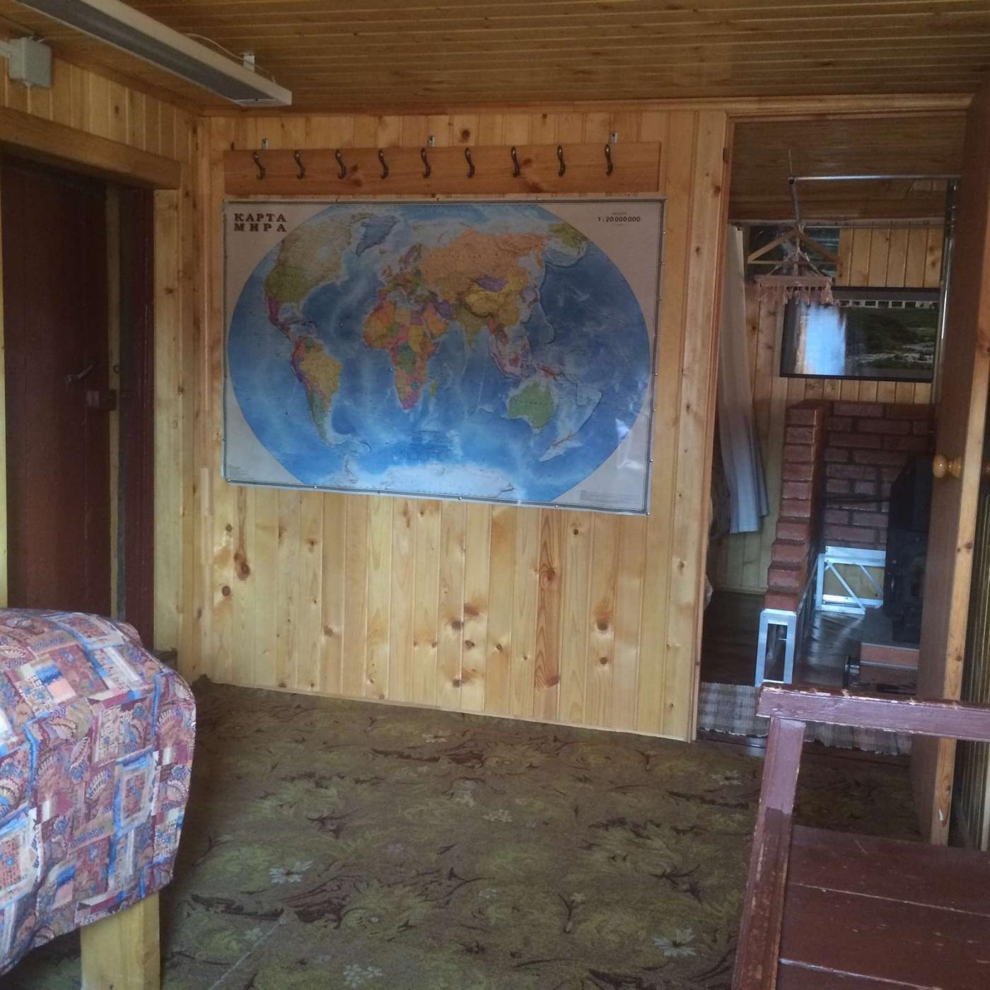 База отдыха «Территория Медвежий Угол» Тверская область Большой деревянный дом, фото 13