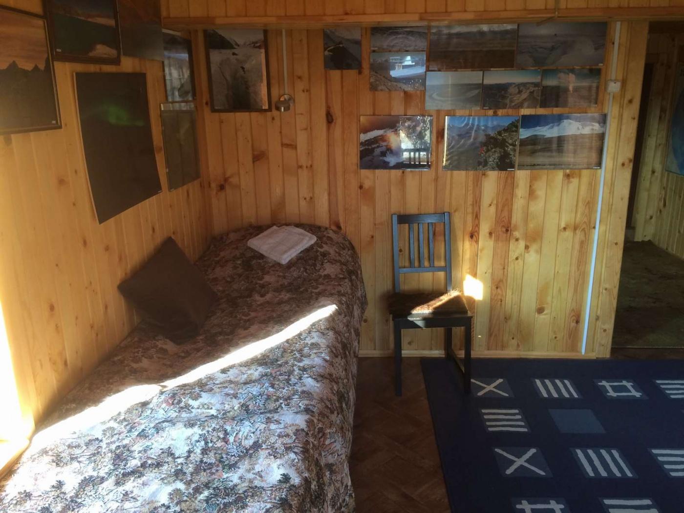 База отдыха «Территория Медвежий Угол» Тверская область Большой деревянный дом, фото 8
