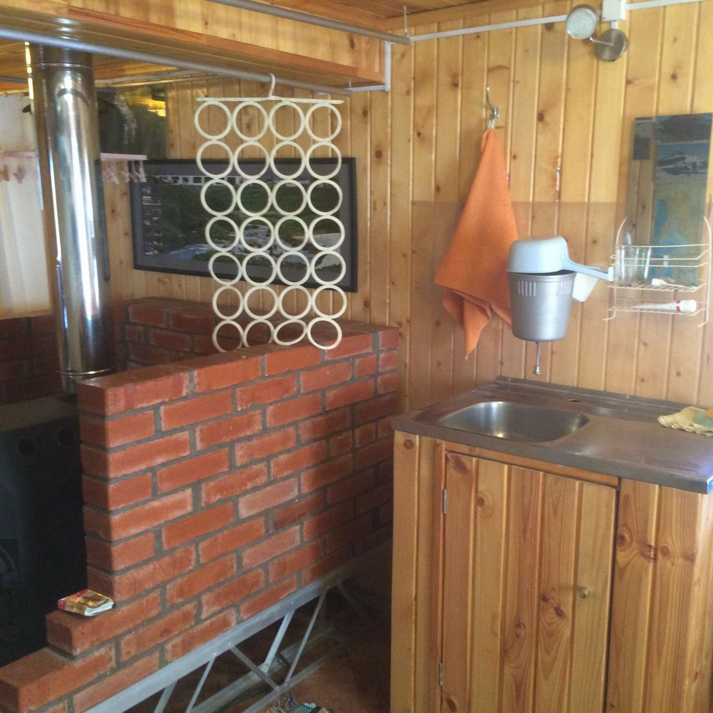База отдыха «Территория Медвежий Угол» Тверская область Большой деревянный дом, фото 14