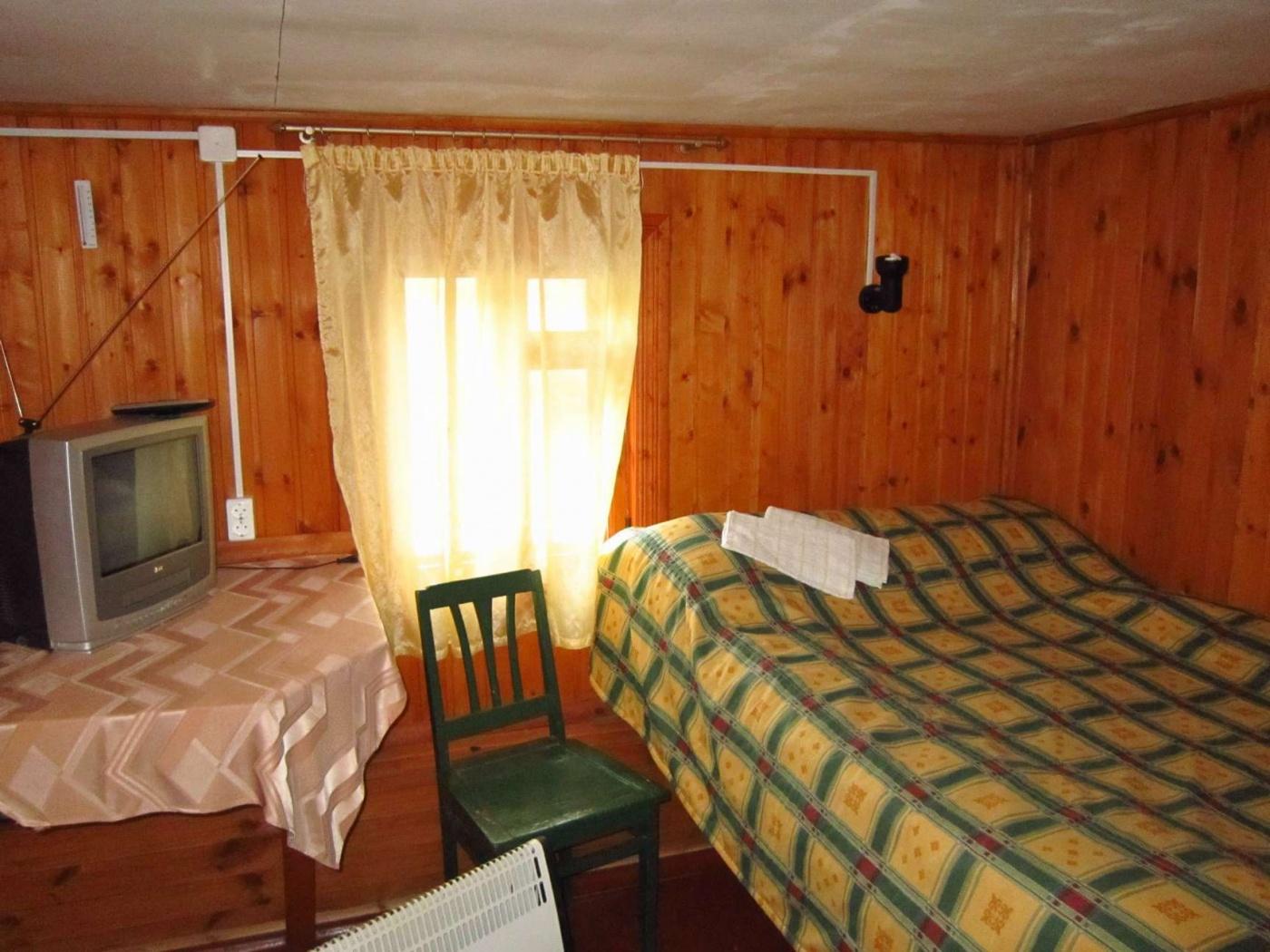 База отдыха «Территория Медвежий Угол» Тверская область Малый домик на берегу, фото 3