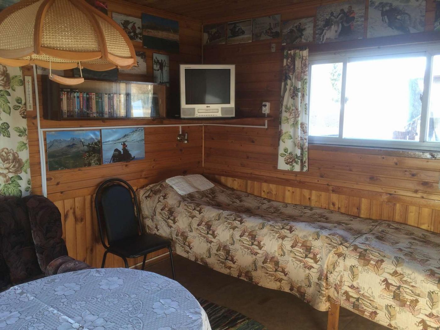 База отдыха «Территория Медвежий Угол» Тверская область Средний дом на 4 чел, фото 3