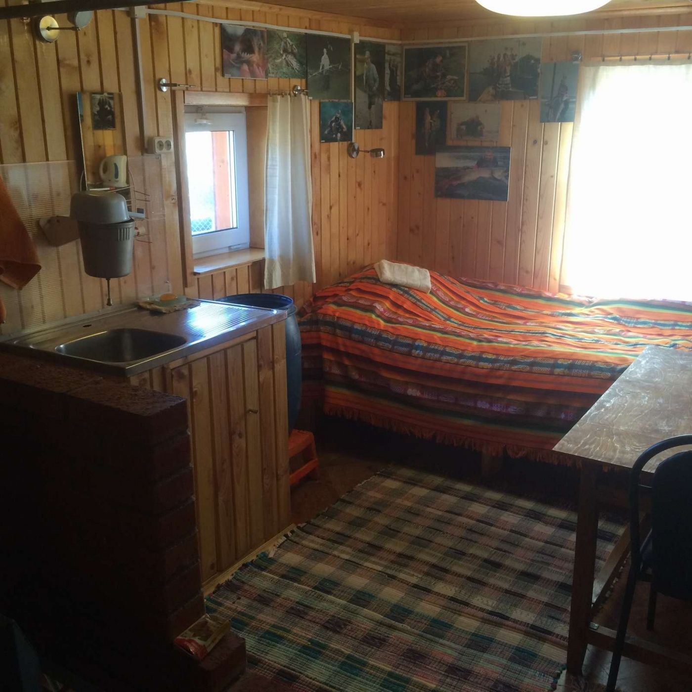 База отдыха «Территория Медвежий Угол» Тверская область Большой деревянный дом, фото 4