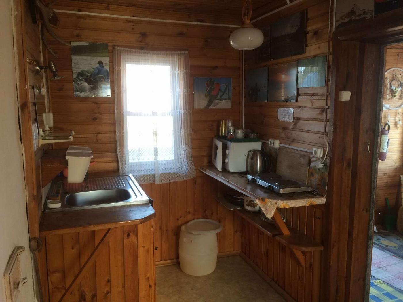 База отдыха «Территория Медвежий Угол» Тверская область Средний дом на 4 чел, фото 16