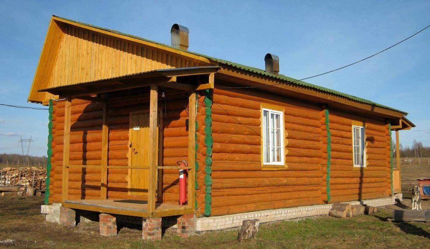 База отдыха «Территория Медвежий Угол» Тверская область, фото 1