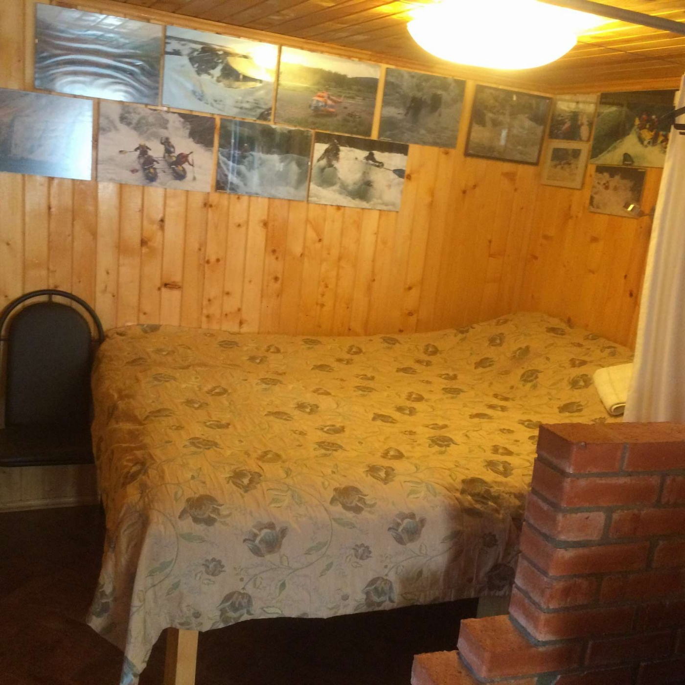 База отдыха «Территория Медвежий Угол» Тверская область Большой деревянный дом, фото 9