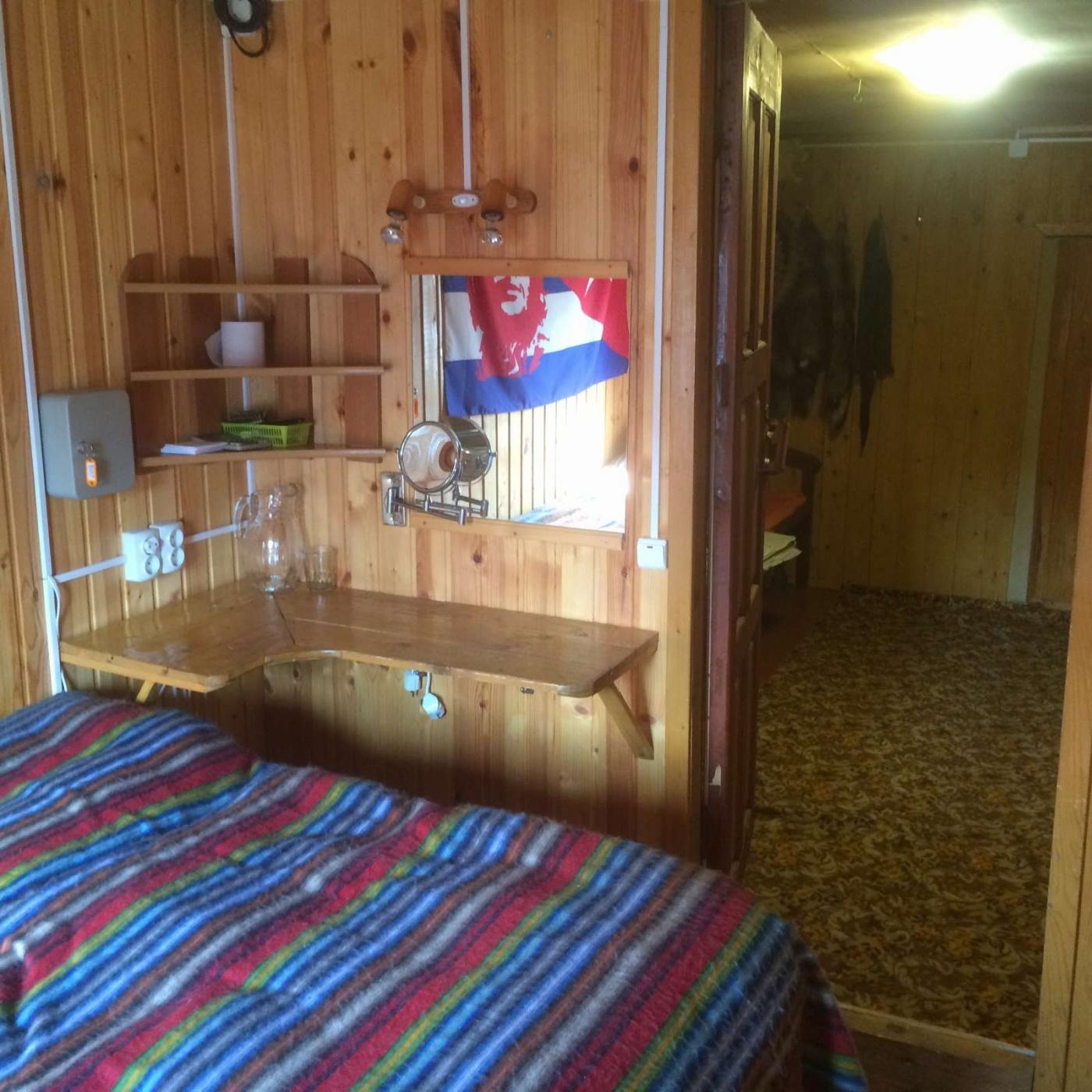 База отдыха «Территория Медвежий Угол» Тверская область Большой деревянный дом, фото 7