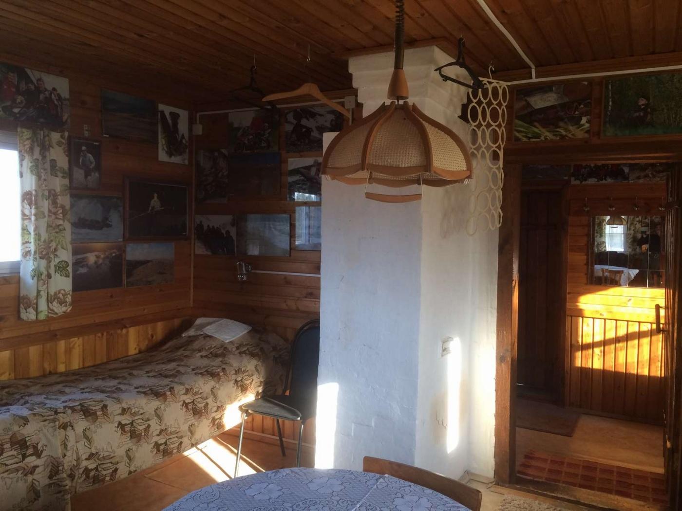 База отдыха «Территория Медвежий Угол» Тверская область Средний дом на 4 чел, фото 7